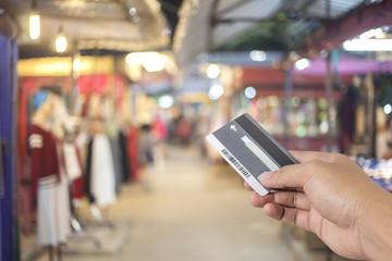 Credit Card, Shopping