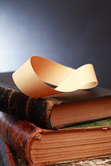 Mobius Strip On Books
