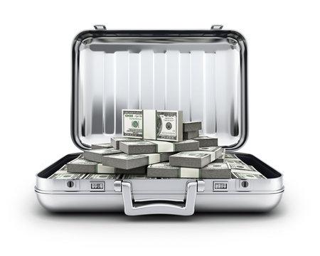 Case and money