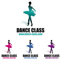 logo danse danseuse