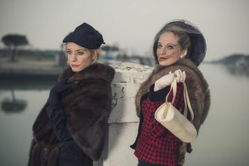 Donne anni '40