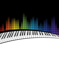 piano icon template