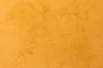 yellow mortar wall texture