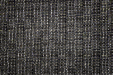 Gray background texture of a rough fabric