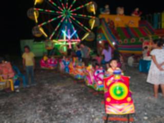 blur  amusement park