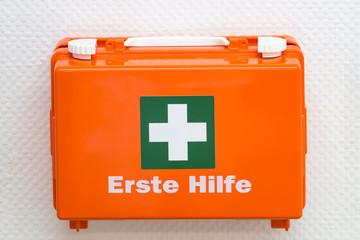 Betrieblicher Erste Hilfe Kasten