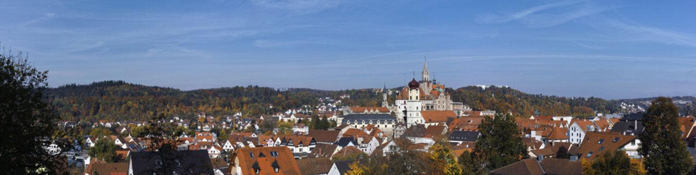 Sigmaringen Herbst