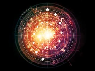 Intricate Sacred Geometry
