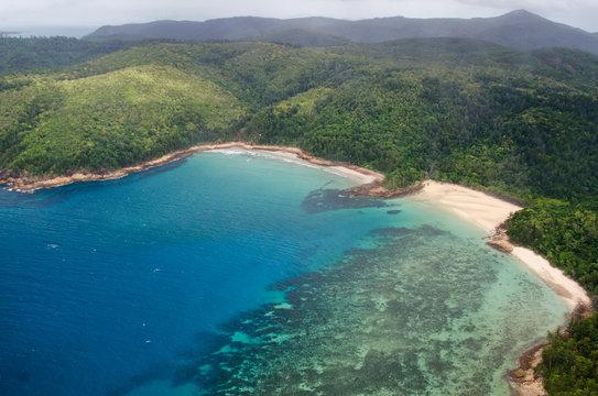 Great Barrier Reef - Aerial View