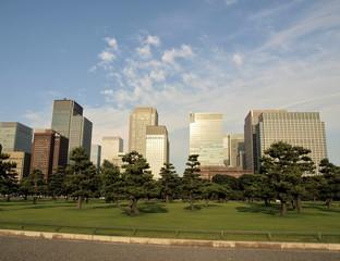 Buildings of Tokyo