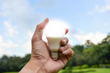 LED Bulb with lighting- The lighting Technology