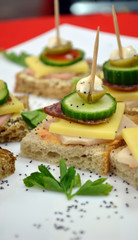 catering , appetizer