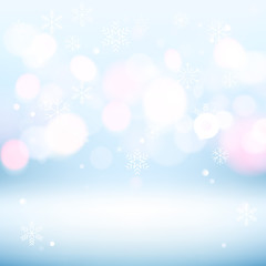 Glitter glow sparkles magical background. New year and christmas design