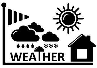 weather concept symbol