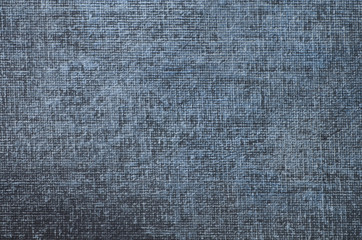 blue painted artistic canvas background