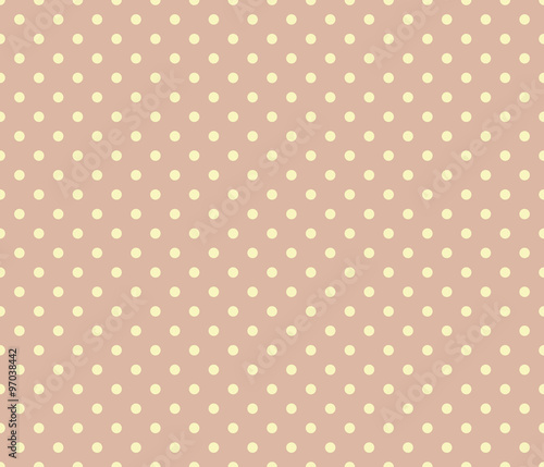 Sfondo Vintage A Pois Stock Photo And Royalty Free Images On
