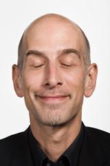 Portrait of mature adult Caucasian man