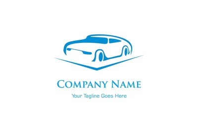 car exhibition logo