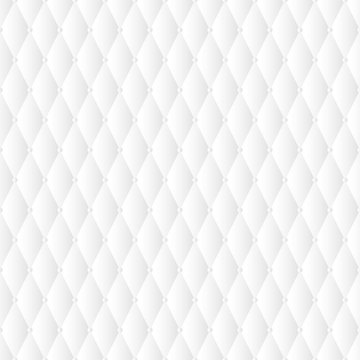 White sofa themed seamless pattern