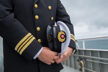 Marine sailor hat