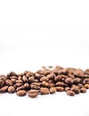 Coffee beansin money sign shape