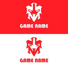 Game Vector Logotype Concept