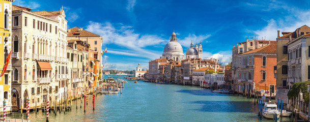 Canvas Prints Venice Canal Grande in Venice, Italy