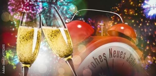 часы салют новый год скачать