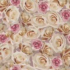 floral  pattern  rose