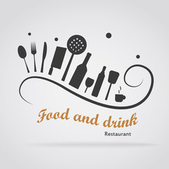 Logo Food and drink Restaurant