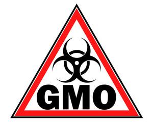 WARNING GMO
