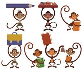 3357 - monkey set
