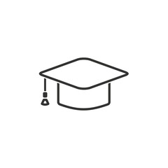 Graduation  icon.