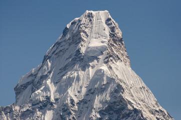 Fotobehang - Ama Dablam Peak - Nepal