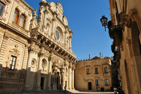 cathedral of Lecce
