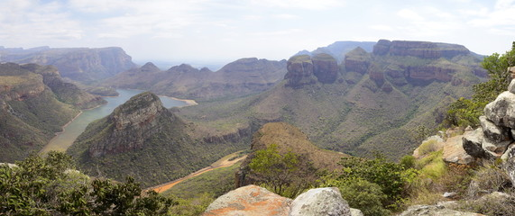 Blyde River Canyon, South Africa Wall mural