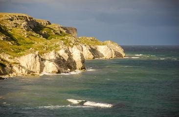 Seashore.Tarhankut,,Dzhangul. Crimea