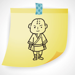 Shaolin doodle