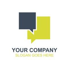 Square Cube Icon Vector Logo
