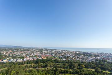 Hua Hin city in Thailand, Hua Hin view point
