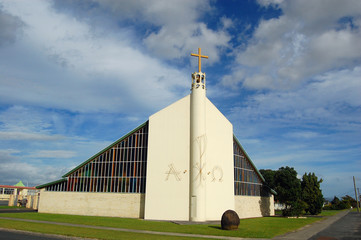 Sacred Heart Catholic Church in Dargaville