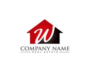 W Real Estate Logo Icon 1