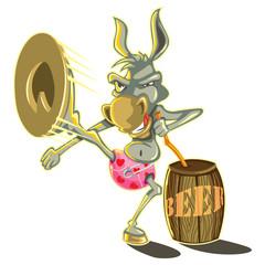 donkey kick brewery
