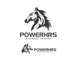 Power Horse Logo