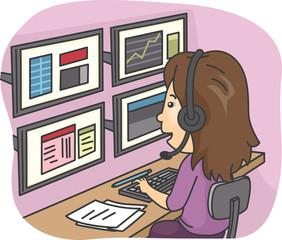 Multiple Monitor Stocks Work