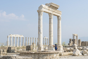 Lodikeia ruins, Turkey