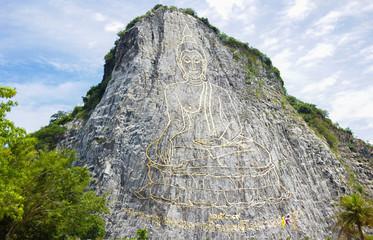 Khao Chi Chan cliff