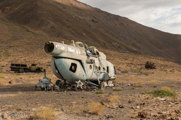 afghanistan sowjet helikopter