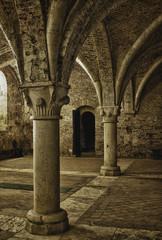 colonnato interno