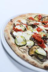 ORTOLANA. Italian pizza baked in a wood oven